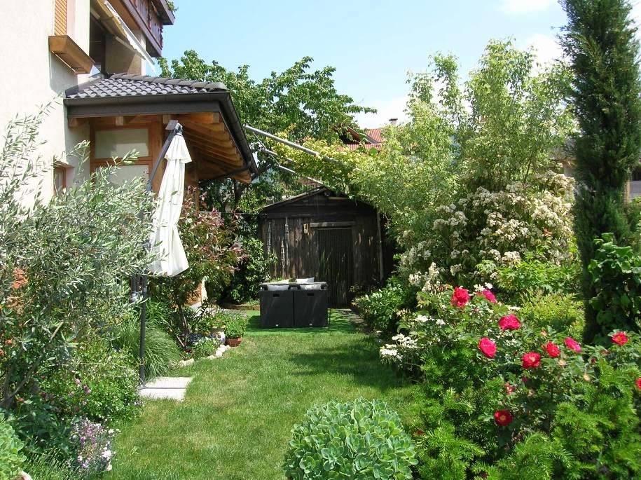 Bed and breakfast di melchiori michele san michele all 39 adige for Foto angoli giardino